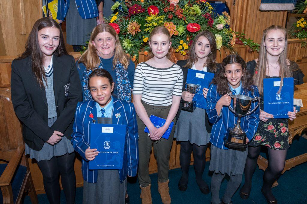 Bridgewater School Freya Lewis