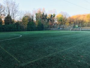 All weather 3G pitch