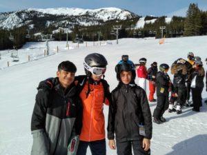 Bridgewater School Ski Trip Jasper 2019