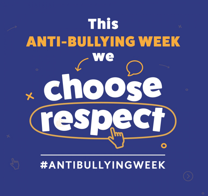 Anti Bullying Week Choose Respect