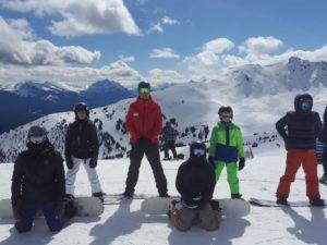 Bridgewater School Ski Trip Marmot