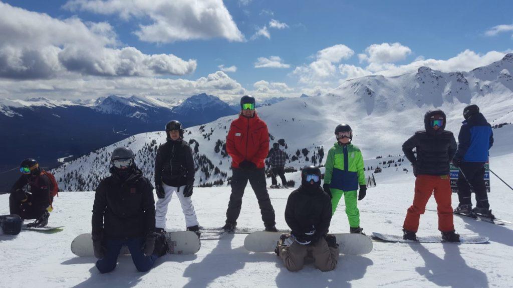 2019 Bridgewater School Ski Trip