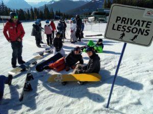 Bridgewater Senior Ski Trip 2019