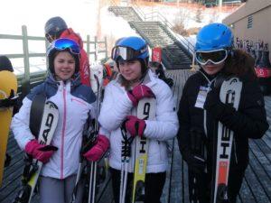 Bridgewater School Senior Skiing 2019