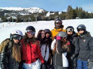 Bridgewater School Ski Trip 2019 Marmot Basin