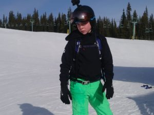 Bridgewater School Ski Trip Jasper National Park