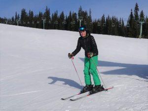 Bridgewater School Ski Trip 2019 Marmot Canada