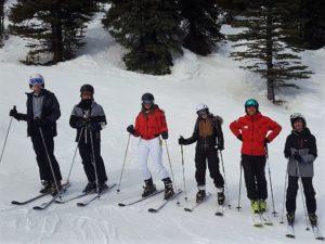 Bridgewater Ski Trip 2019
