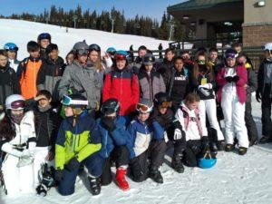 Bridgewater Senior Ski Trip Canada2019