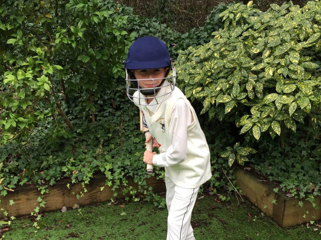 Archie O'Neill Bridgewater cricketer