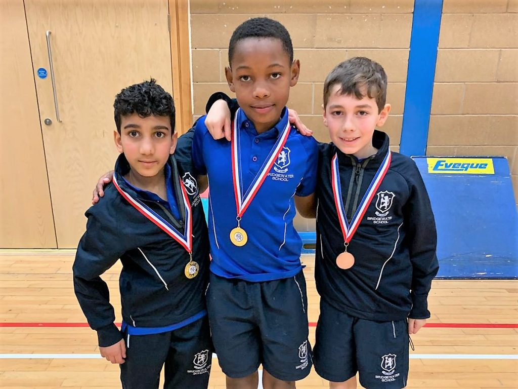 AJIS Indoor Athletics Championships 2019 winners