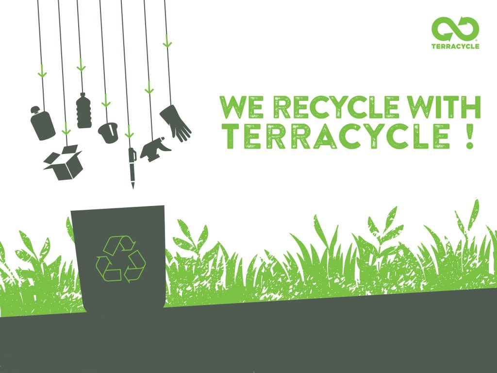 Terracycle Recycling Champions
