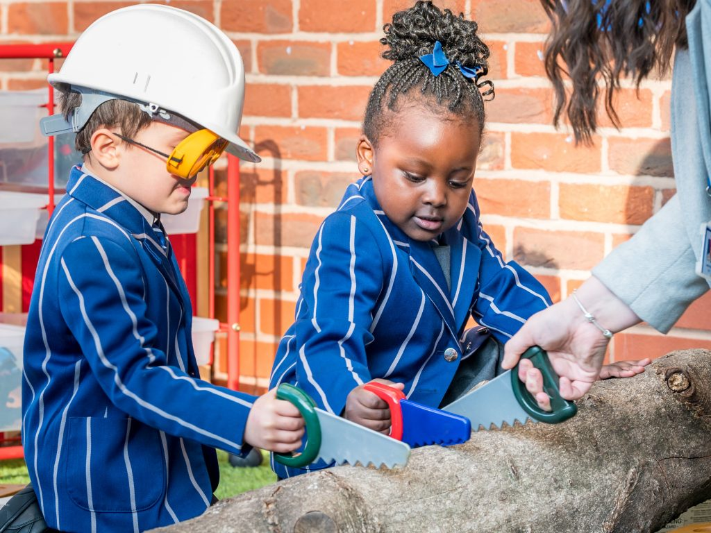 Bridgewater School early years learning