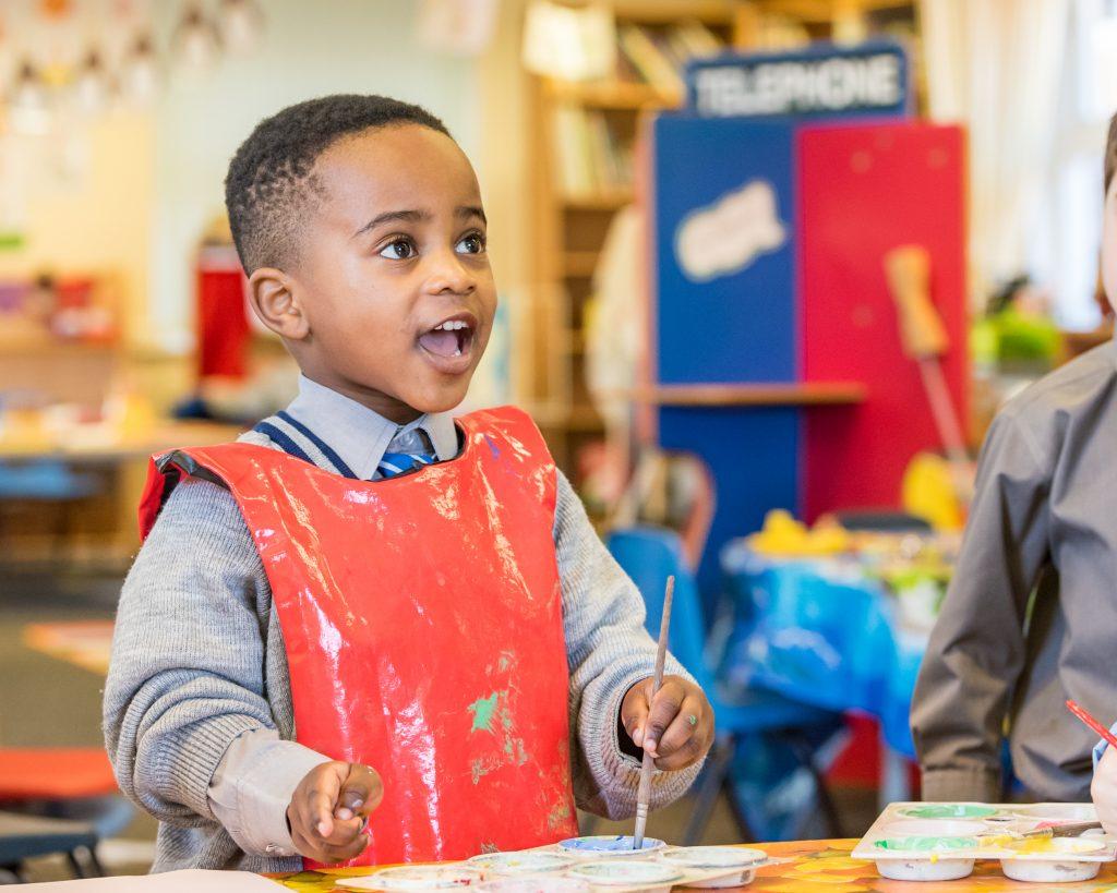 Bridgewater School early years fun