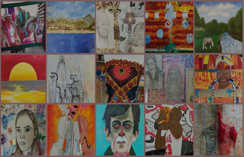 Bridgewater School 2019 Art Exhibition