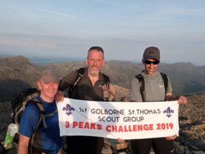 Three Peaks Challenge 2019
