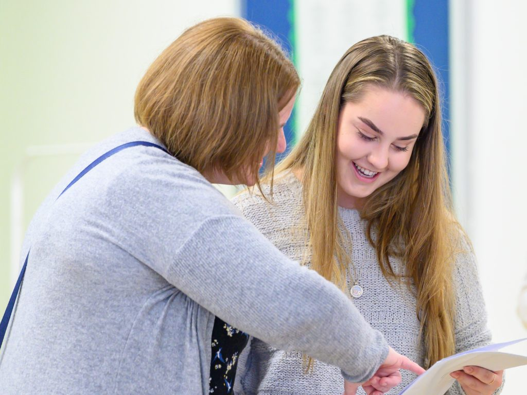 Bridgewater School 2019 GCSE results