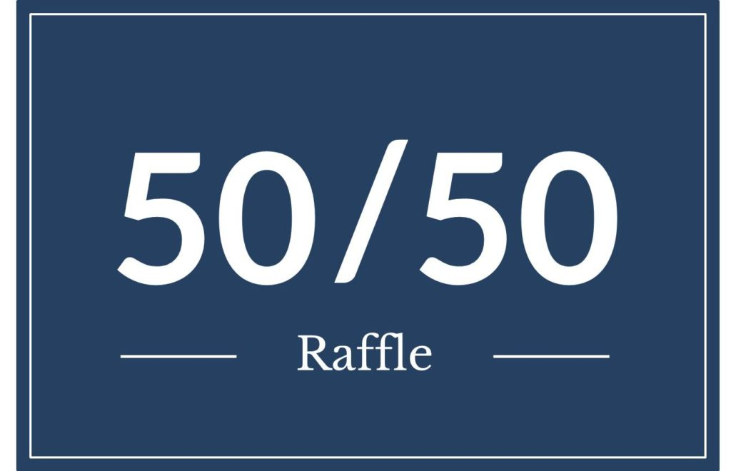 Bridgewater School 50 50 Raffle