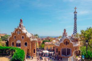 Bridgewater School 2020 Art Trip to Barcelona