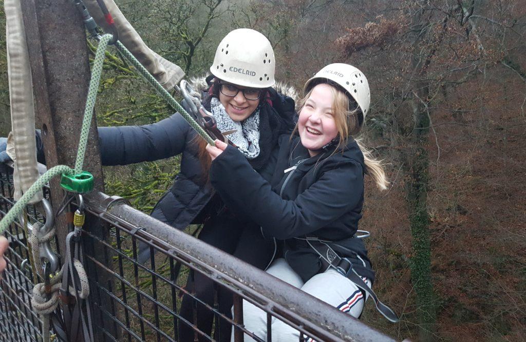 Edale YHA Year 9 residential