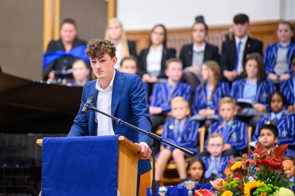 Bridgewater School 2019 Prize Giving