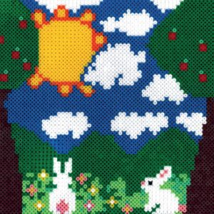 2020 Woodland Calendar April main image