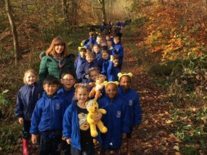 Ramble for BBC Children in Need 2019
