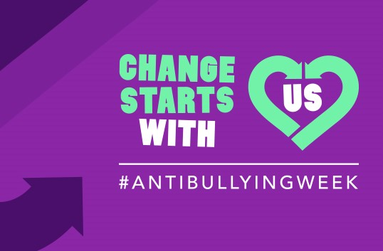 Anti Bullying Week 2019
