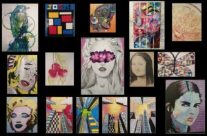 Bridgewater Artist of the Month Oct 19
