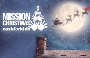 Bridgewater School supporting Mission Christmas 2019