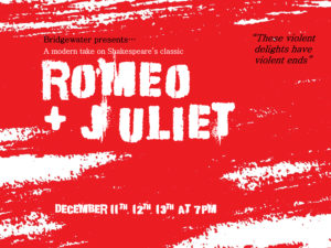 Bridgewater school production of Romeo and Juliet