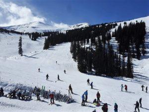 2021 Canada ski trip