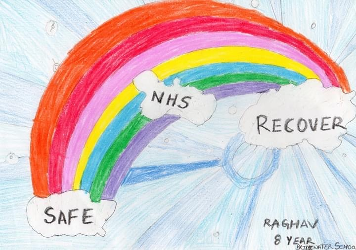 Rainbow image for Manchester Nightingale Hospital