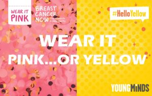 Pink and Yellow Day