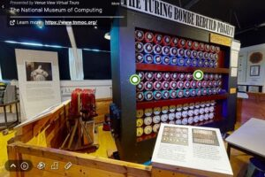 National Museum of Computing virtual visit