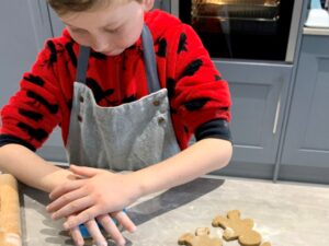 Harrison and Jensens Christmas Bake Sale