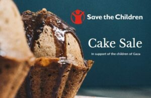 Bridgewater students raise funds for Save the Children Gaza Appeal