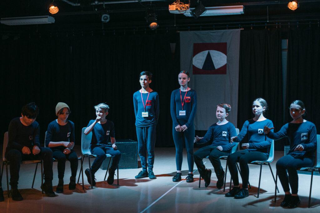 Bridgewater students perform The Demon Headmaster