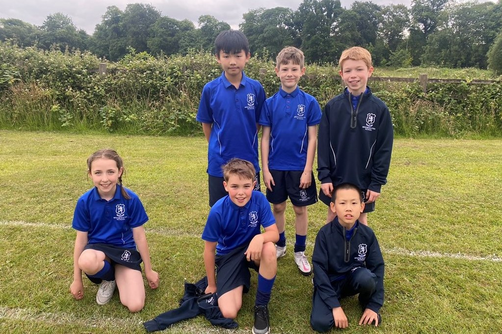 Youth Sport Trust Week of Sport at Bridgewater School