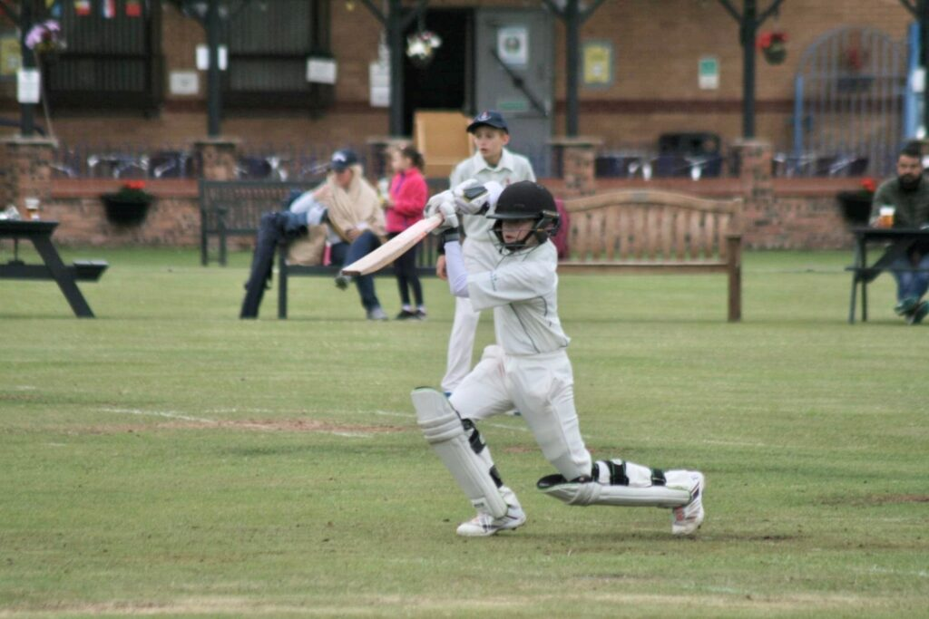 Bridgewater's Freddie Cartwright selected to play cricket for Manchester District U13s