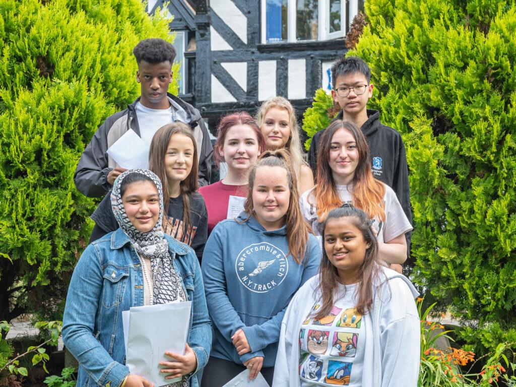 GCSE Results Day 2021 - Bridgewater School